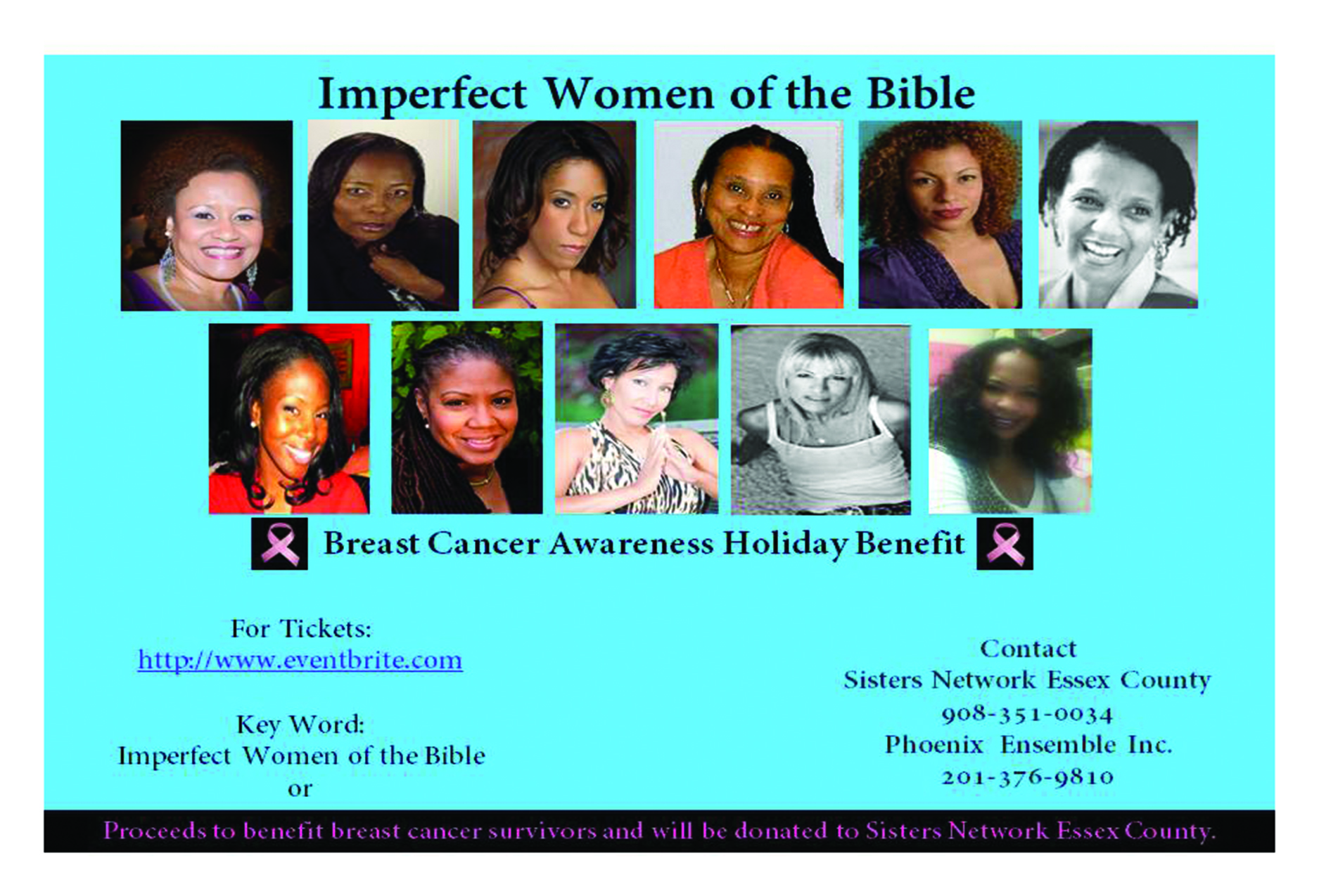 IWOTB Breast Cancer Benefit2014 EB Back Post Card